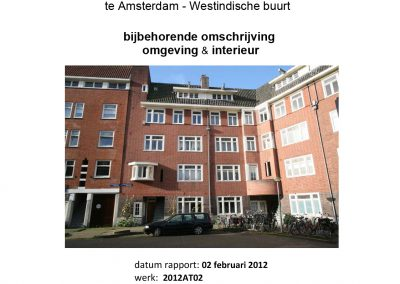 architectonisch rapport